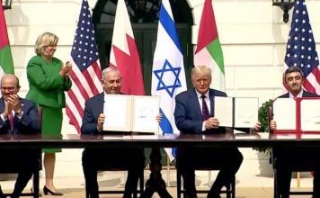 New Era UAE, Israel, US And Bahrain Sign Abraham Accord