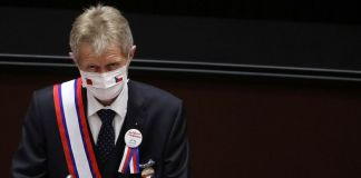 I am Taiwanese, Czech Senate President Tells Taiwan Parliament