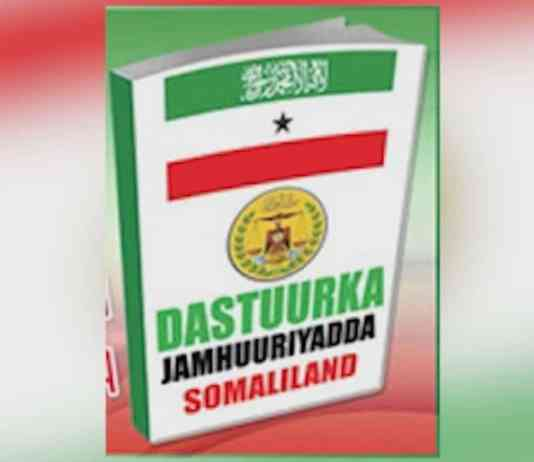 Making The Somaliland Constitution And Its Role In Democratization And Peace