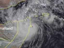 Tropical Storm Makes Landfall In Somaliland