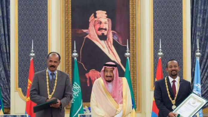The Horn of Africa and the Gulf - The ebb and tide of power