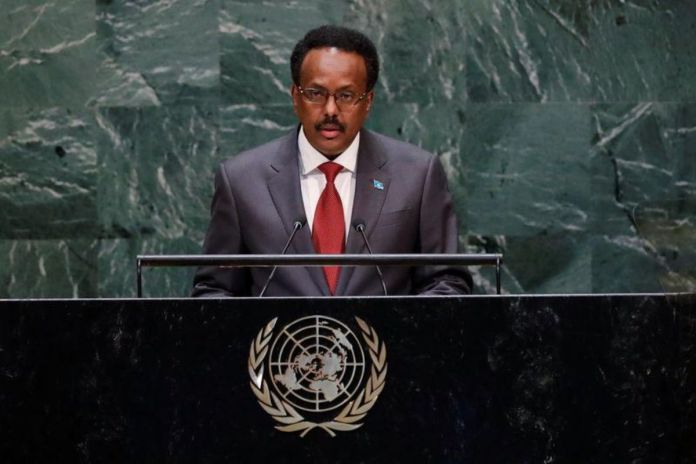 Farmajo Under Pressure To Quit, Gets Backing From Janan