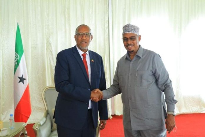 Kenyan Leaders Ready To Work With Somaliland