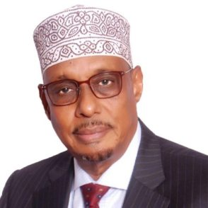 Senator Mohamed Maalim Mahmoud
