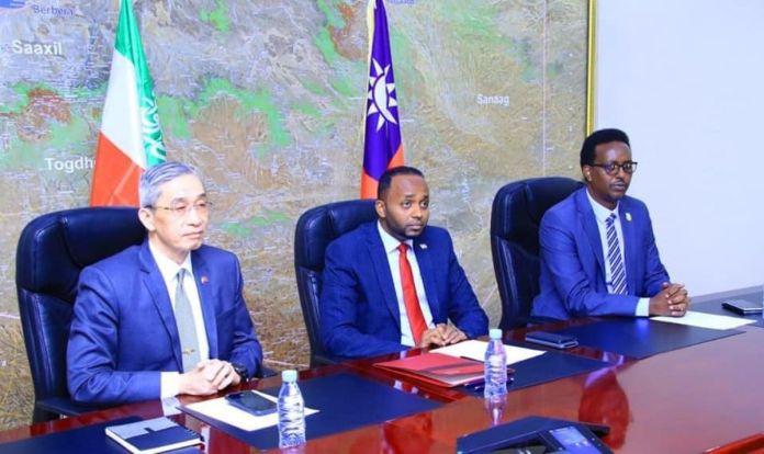 Somaliland And Taiwan Sign A Major Medical Cooperation Deal