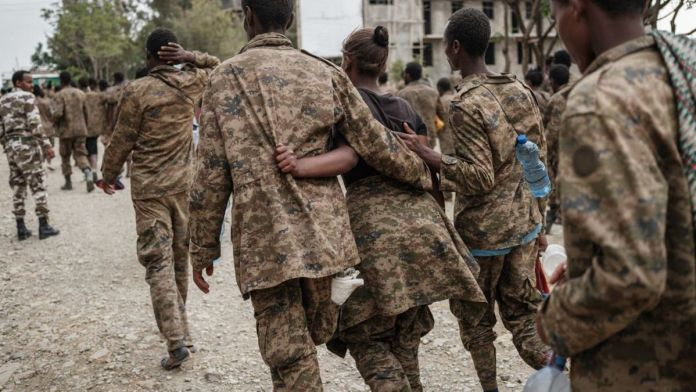 Fighting In Ethiopia's Afar Region Forces 54,000 People To Flee