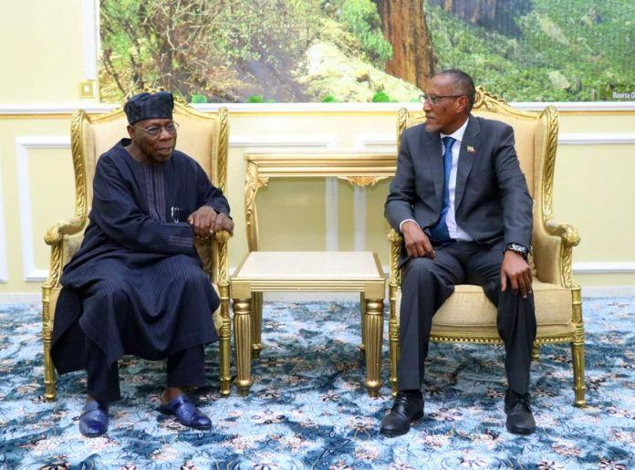 AU Appoints Obasanjo High Representative For Horn Of Africa