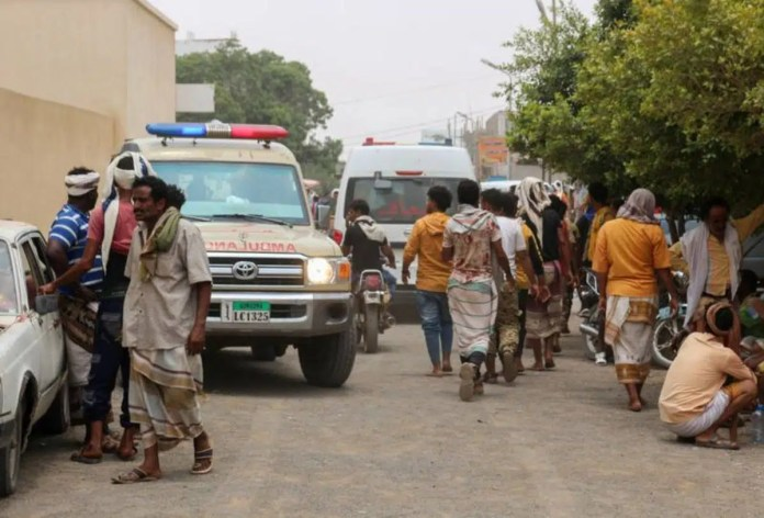40 Killed In Houthi Attack On Yemen Military Base