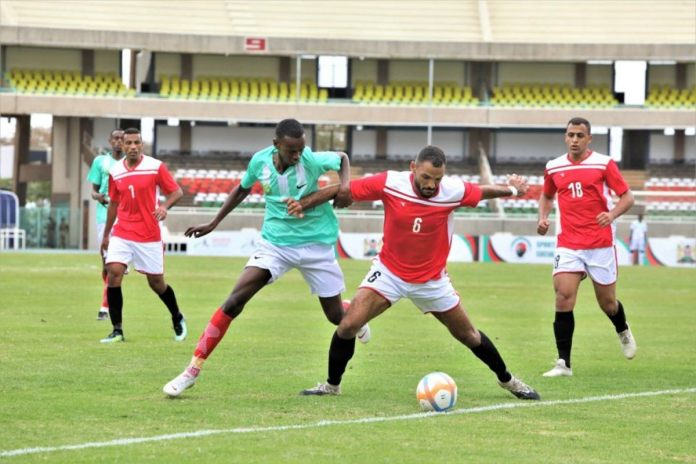 Somaliland Beaten 10-1 By Egypt In Africa Deaflympics