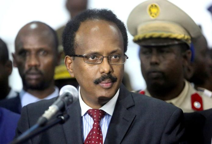 Farmajo Berates Djibouti For Detaining Fahad Yassin