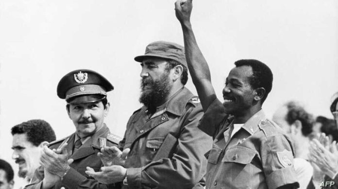 To The Last Bullet The Cold War Last Gasps And Enduring Impact In The Horn Of Africa