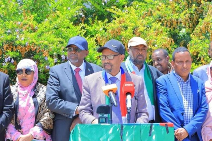 ONLF Withdraws From Ethiopia's National Elections