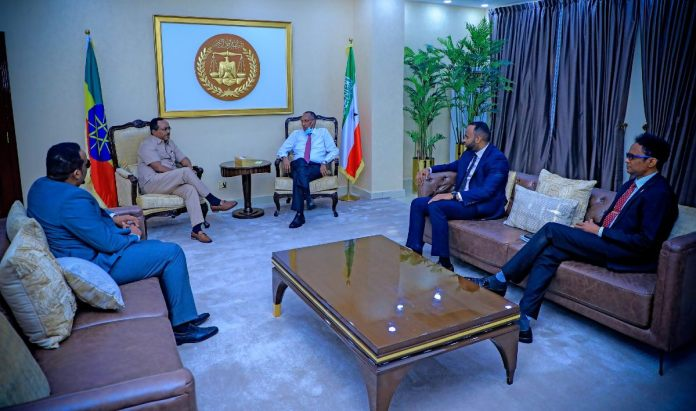 Somaliland, Ethiopia Discuss Security And Immigration At Border Areas
