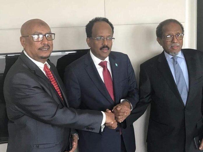 Faysal Tells Somalia Keep Your Hands Off Somaliland's Las Anod Expulsion