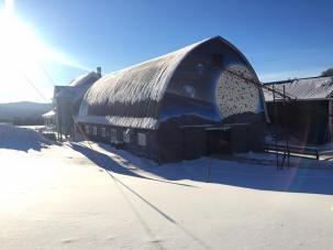 Jasper Hill barn