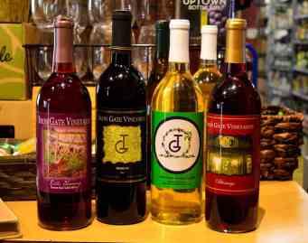 Iron Gate wine