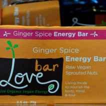 Live, Organic, Vegan, Energy A.K.A. LOVE