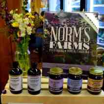 Norm's Farms Tasting