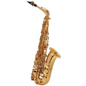 saxophone alto Selmer-super-action 80II verni-gold Jubilée