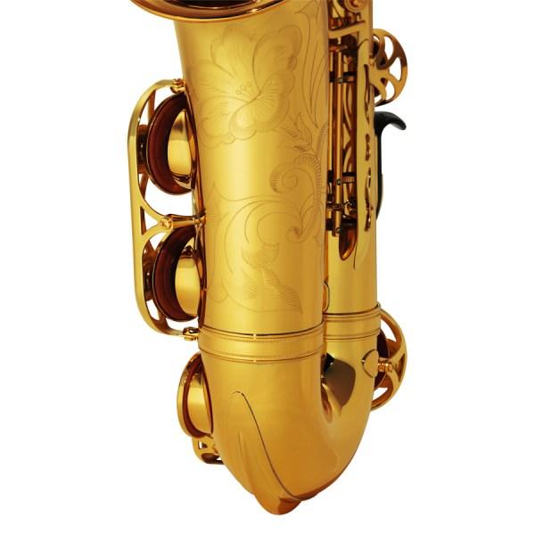 Saxophone Alto Yamaha YAS62 culasse