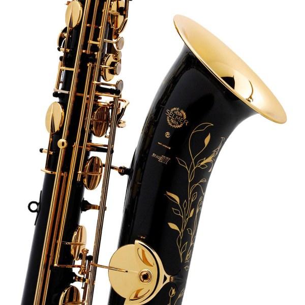 Saxophone Baryton Selmer Série III NG noir