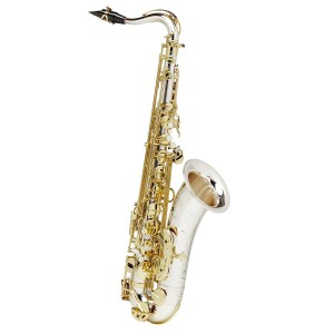Sax ténor Selmer SérieIII AMG argent massif