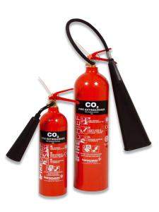 C02-Extinguishers