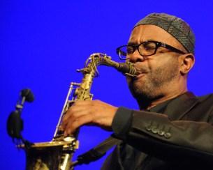 Kenny Garrett saxophoniste