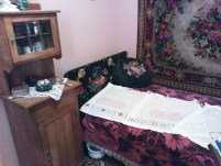 the maid's bedroom