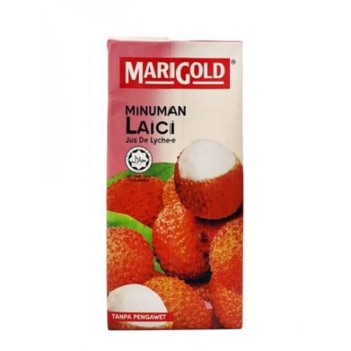 Marigold UHT Asian Drink: Lychee 250ml x 24