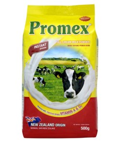 Promex Instant Full Cream Milk Powder 500g x 24