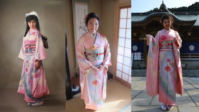 Kimono Seijinshiki