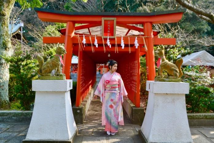Seijinshiki Kimono