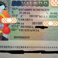 Applying Spain Schengen Visa for Indonesian Citizen