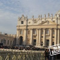 Papal Audiensi bareng Paus Fransiskus di Vatikan