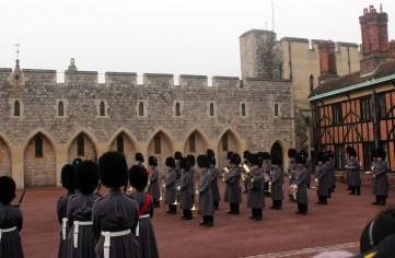 Change of Guards at Windsor