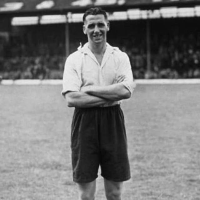 Tommy Lawton also played for England's Wartime team