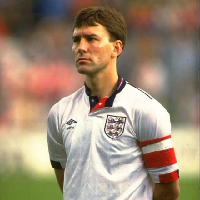 Bryan Robson captained England 65 times in total