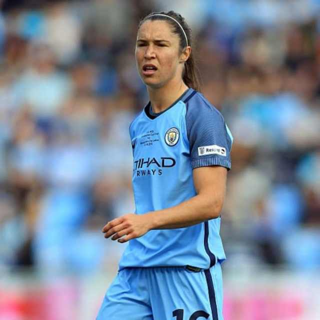 Jane Ross won the WSL with Man City in 2016