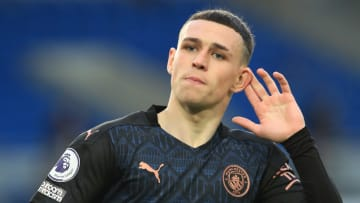 Foden has been offered a new contract at Man City