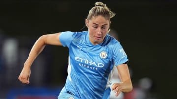 Janine Beckie was on fire against Everton in the WSL