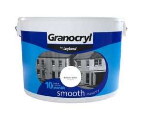 Granocryl Smooth Masonry PAint 10L