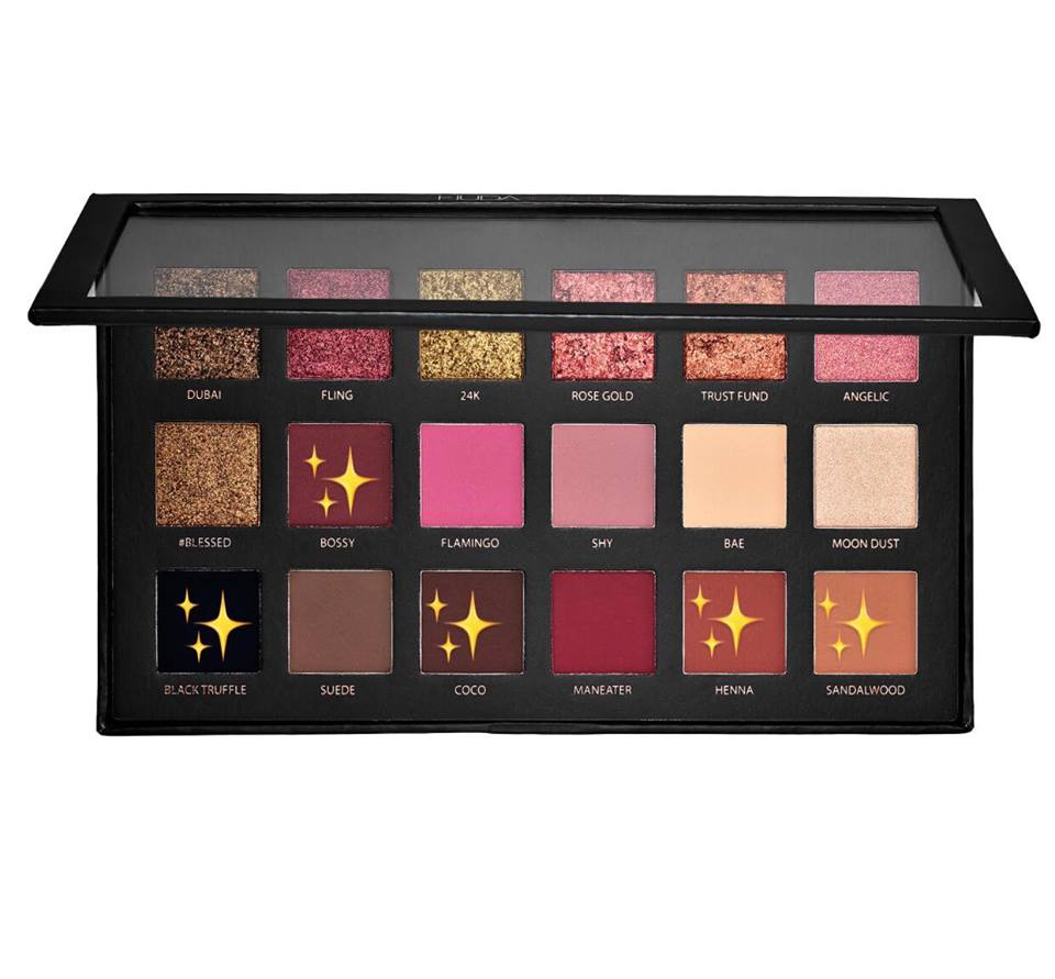 hudabeautypalette
