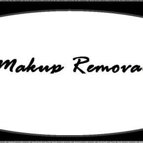 Let's Talk Makeup Removal!