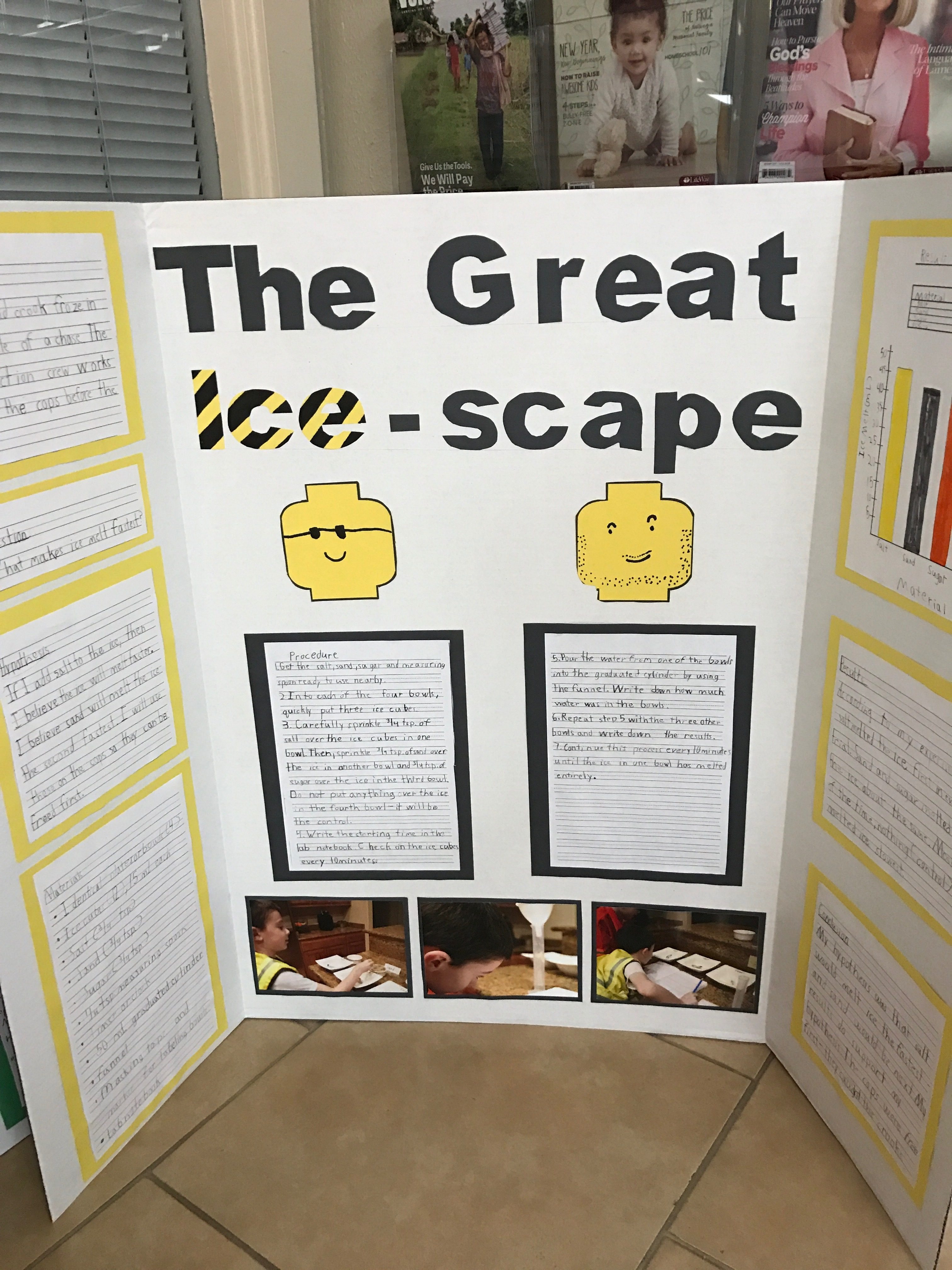 Blog one of our judges who prepares students for science fairs at the national level was particularly impressed with this students project hexwebz Choice Image
