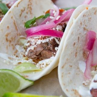 Filet Mignon Tacos {Cafe ML Copycat}