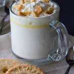 Sugar Cookie White Hot Chocolate