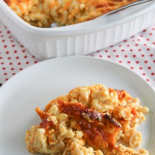 Southern Style Mac and Cheese {Video}