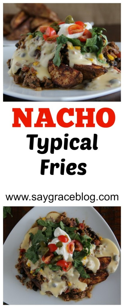 Nacho Typical Fries