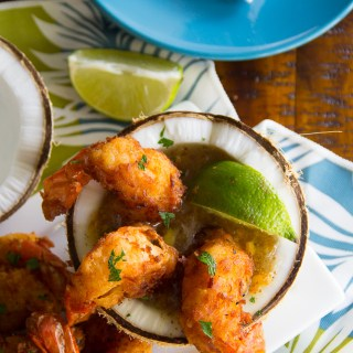 Jumbo Coconut Shrimp {Outback Copycat}